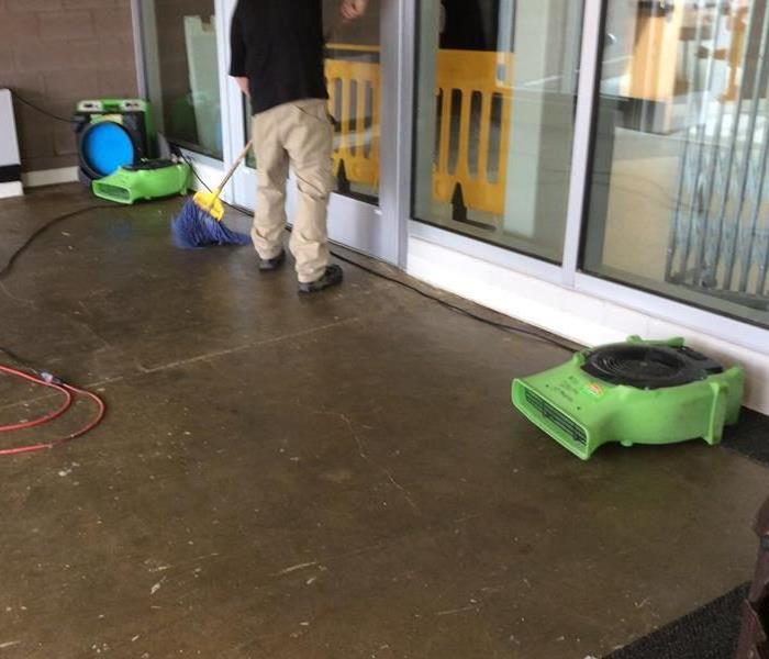 Commercial Water Damage, Cleveland OH