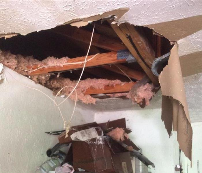 Water Damage in Cleveland, OH