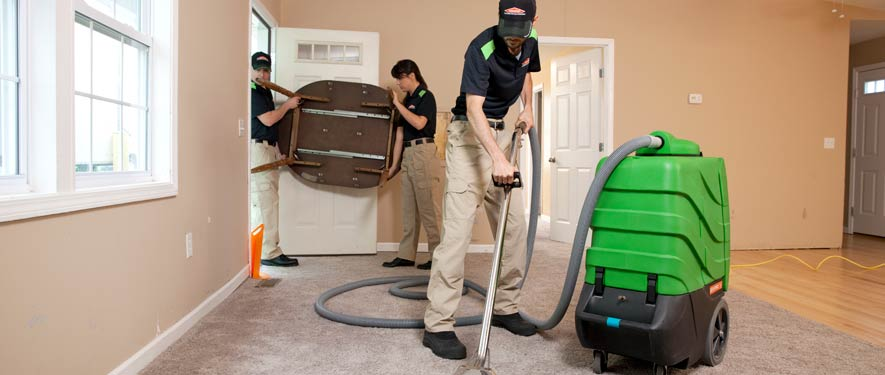Cleveland, OH residential restoration cleaning